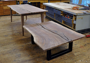 Photo: http://dorsetcustomfurniture.blogspot.com/2014/05/a-claro-walnut-slab-for-sale.html