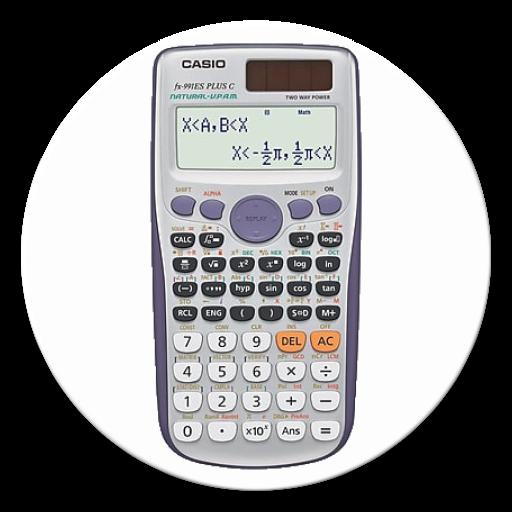 calculator casio fx 570 991 500 es plus for PC