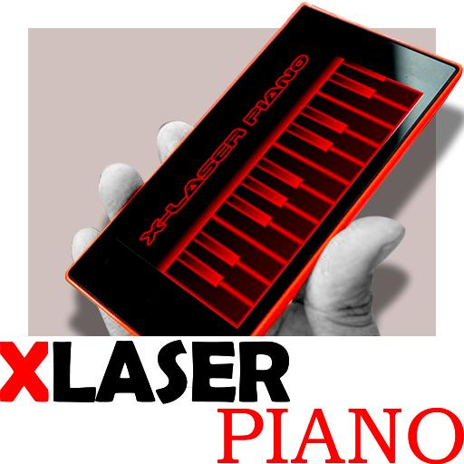 X-Laser Piano Simulated (game)