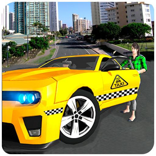 City Taxi: Easy Drive 3D
