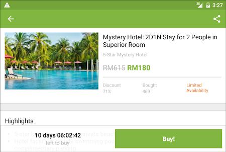 Groupon Asia 1.4 screenshot 240399