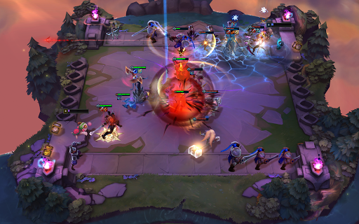 Teamfight Tactics: League of Legends Strategy Game screenshot 13
