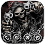 Hell Devil Death Skull Theme Icon