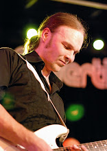 Photo: 2008 nr 21 Wentus Bluesband med Clas Yngström 080201 Nefertiti Göteborg
