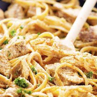 Cajun Chicken Alfredo Pasta Recipes.