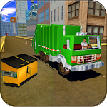 Trash Truck Simulator Pro: Garbage Truck Driver 3D Icon