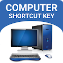 Learn computer keyboard shortcut keys icon