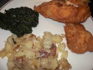Moist & Tender Fried Chicken