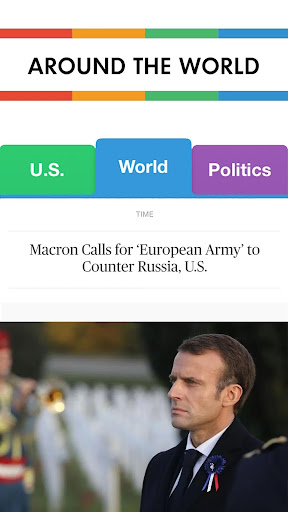 SmartNews: Breaking News Headlines 5.2.4 screenshots 5