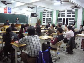 Photo: 20110314實用易經與農民曆研習009
