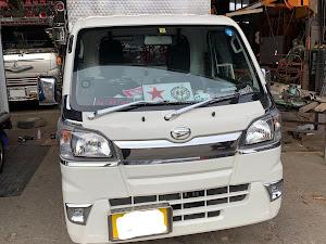 ハイゼットトラックのカスタム事例画像 おデブさんの2019年01月25日22:29の投稿
