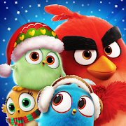 Download Game Angry Birds Match [Mod: a lot of money] APK Mod Free