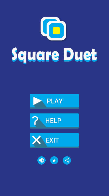 Square Duet- screenshot
