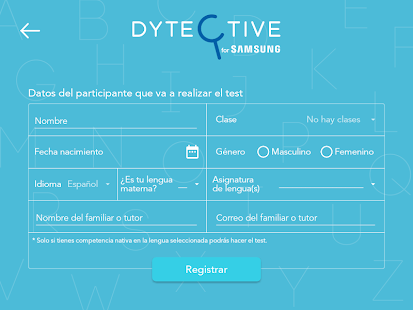 Dytective for Samsung- screenshot thumbnail
