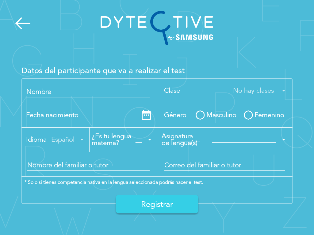 Dytective for Samsung- screenshot