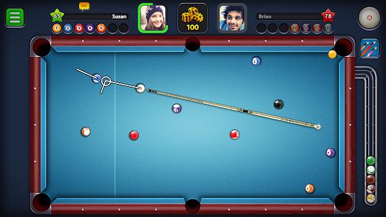 تحميل لعبة البلياردو 8 Ball Pool مهكرة للاندرويد [آخر اصدار] 1