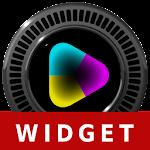 NEW NEON Poweramp Widget Icon