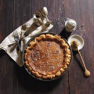 Salted Honey Pie.