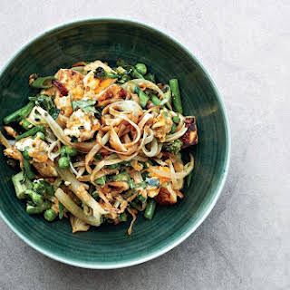 Gwyneth Paltrow's Singapore rice noodles.
