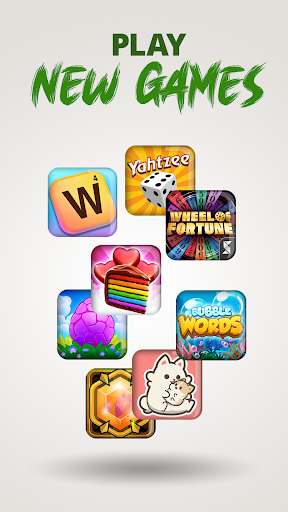 Rewarded Play: Earn Free Gift Cards & Play Games! screenshots 1