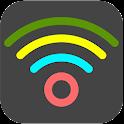 Wifi password WLAN icon