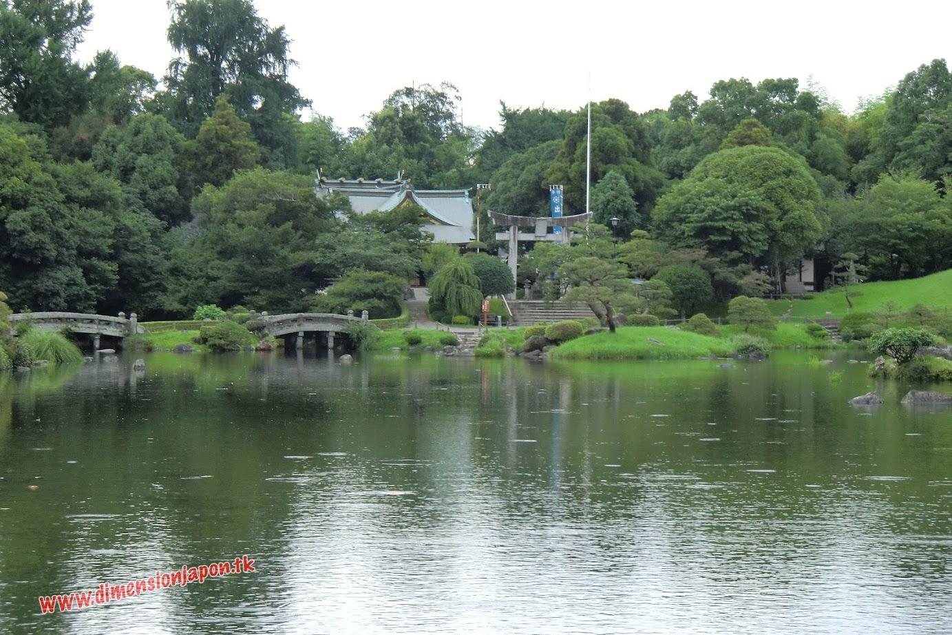 CIMG1527 Jardines Suizenji (Kumamoto) 15-07-2010