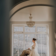 Wedding photographer Yana Kolesnikova (janakolesnikova). Photo of 12.01.2018