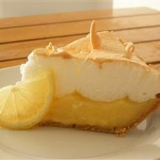 Grandma's Lemon Meringue Pie