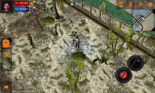 Zombie Raiders Beta- screenshot thumbnail