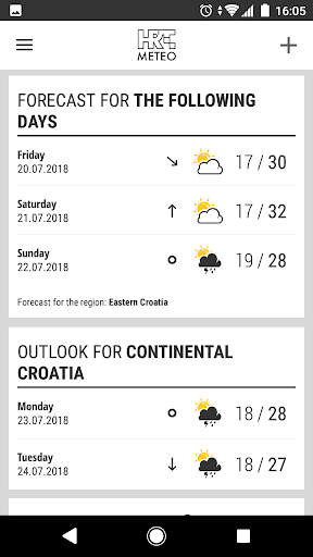 HRT METEO 3.1.9 screenshots 4