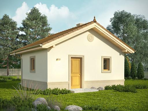 projekt Domek 4