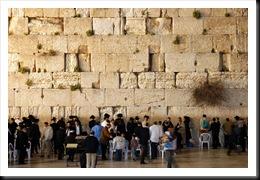 muro das lamentações