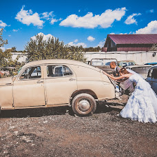 Свадебный фотограф Ольга Борисова (ollala). Фотография от 24.08.2015