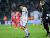Andy Najar annonce son départ d'Anderlecht et rentre en MLS