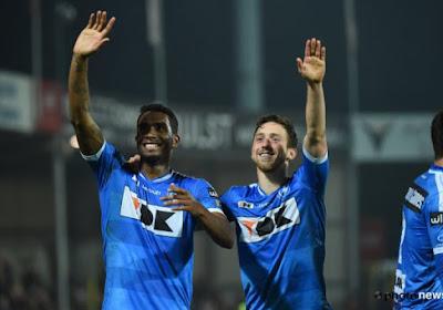 Qui pour remplacer Vadis et Verstraete contre Charleroi?