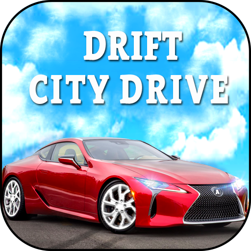 Drift max city simulator:skid storm car city drive