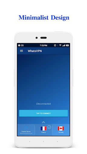 WhatsVPN - Unlimited Free VPN 2.3.239 screenshots 1