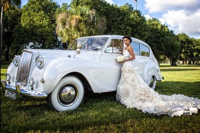 Princess Phantom - White Hire FL