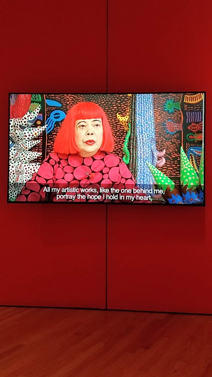 Yayoi Kusuma Infinity Mirrors at the Seattle Art Museum