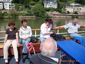 Photo: Ausflug der Ehrenamtlichen nach  Heidelberg