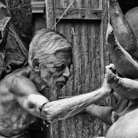 by Arijit Banerjee - People Fine Art (  )