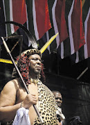 Now racist Slade refuses to pay rent to King Goodwill Zwelithini.