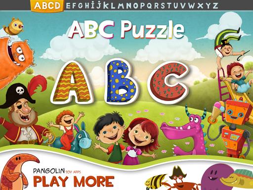 ABC Baby Puzzle - Vol.1