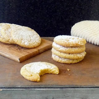 Lemon Pudding Cookies.