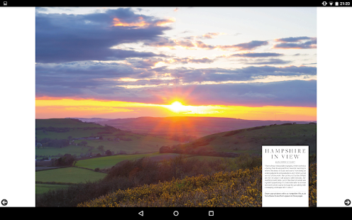 Hampshire Life Magazine- screenshot thumbnail