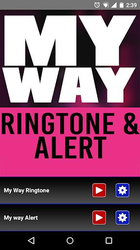 My Way Ringtone and Alert