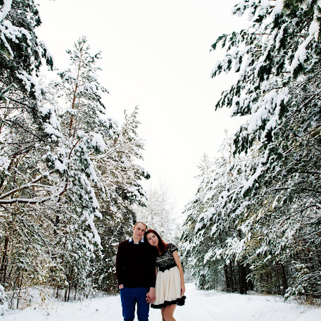 Wedding photographer Tatyana Novickaya (Navitskaya). Photo of 23.12.2017