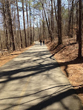 Photo: Paved Walking Trails