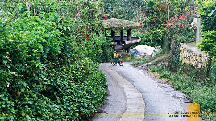 Maligcong Road Bontoc