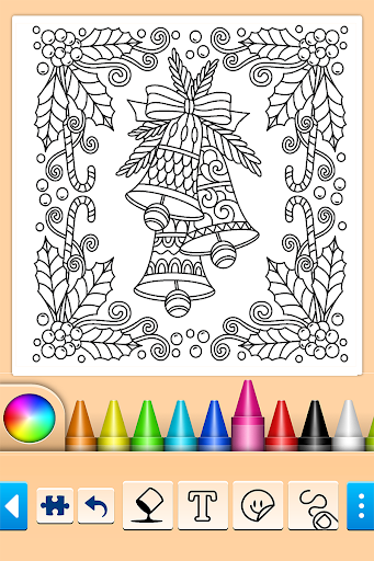 Christmas Coloring 10.4.4 screenshots 3